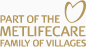 MetLifeCare Family Of Villages Logo Gold