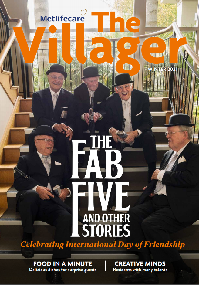 fab five The villager